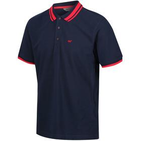 Regatta Talcott II - T-shirt manches courtes Homme - bleu
